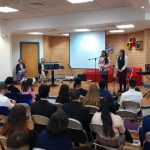 Sining Leavers Assembly 2021