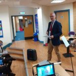 Mr Vyse Leavers Assembly 2021