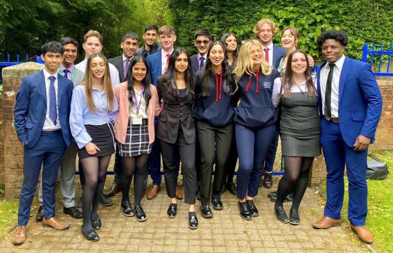 Leavers Assembly 2021