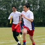 Close finish Sports Day 2021