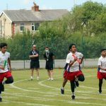 Relay race Sports Day 2021